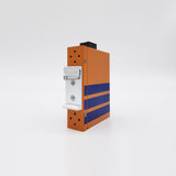 HES5B-VL -  DIN-Rail Unmanaged, 5 x  100Mbps Copper Port