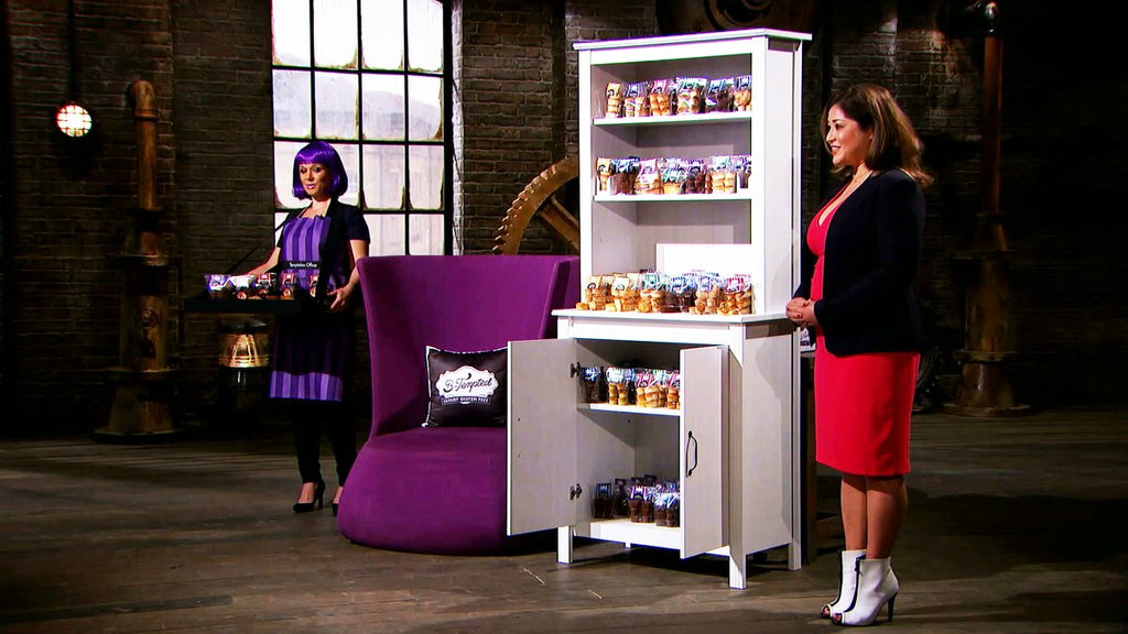 B-Tempted in the Dragons' Den, see how founder Sarah fared.