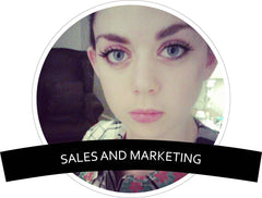 Hayley Roberts Sales and Marketing Manager at B-Tempted Gluten Free