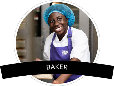 Kyra - baker at B-Tempted Gluten free
