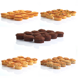 B-Tempted ULTIMATE Selection Pack- 12 Bags (72 Cakes) As Seen on Dragons' Den