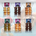 B-Tempted MEDIUM Selection Pack - 6 Bags (36 Cakes)