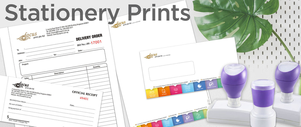Stationery Prints