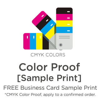 Free Color Proof
