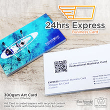 Load image into Gallery viewer, 24hrs Express Business Card - Focus Print Pte Ltd