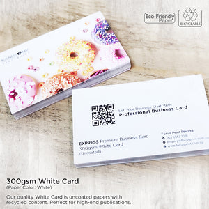 Express Premium Business Card - Focus Print Pte Ltd