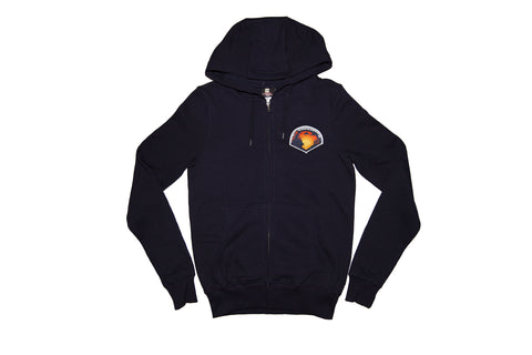 6156 SUNSET DREAMS - Navy hoodie