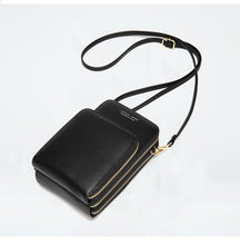 Load image into Gallery viewer, Crossbody Cell Phone Shoulder Wallet Bag