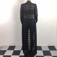 Load image into Gallery viewer, Hollow Out Stripe Jumpsuit
