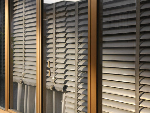 Timber Venetian Blinds