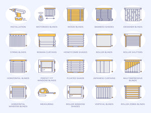 Window Blinds by TYPE