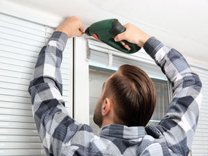 window blinds installation guide