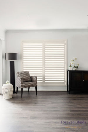 Alabaster - Poly Pvc Plantation Shutters