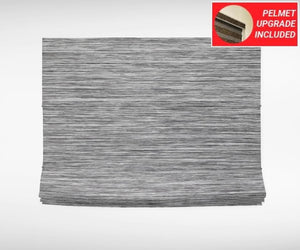 Ash Grey Roman Blinds