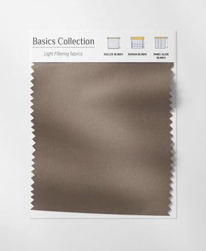 Brown Basics Roller Blinds
