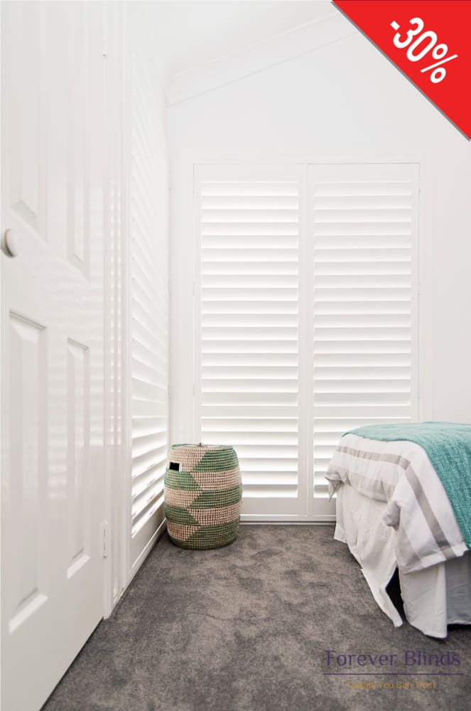 Classic Timber Plantation Shutters