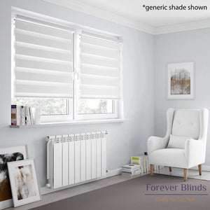 Cream / Pale Gold - Zebra Blinds