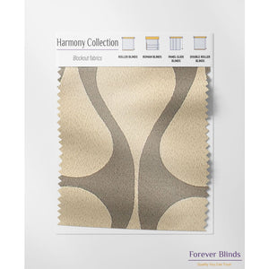 Harmony Beige Panels - Panel Blinds