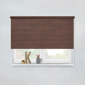 Honey Gold Roller Blinds