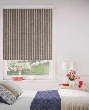 Macau Moss Roman Blinds
