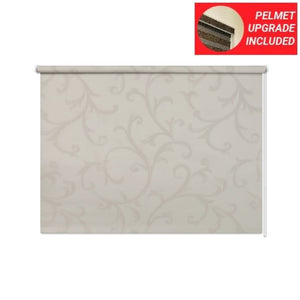 Milky White Roller Blinds