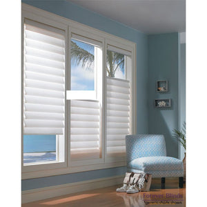 Sea Shell White TDBU - Roman Blinds
