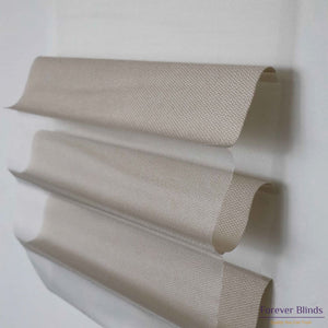 Sheer Beige - Triple Shade Roller Blinds