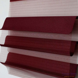 Sheer Cherry - Triple Shade Roller Blinds