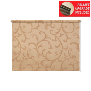 Spanish Caramel Roller Blinds