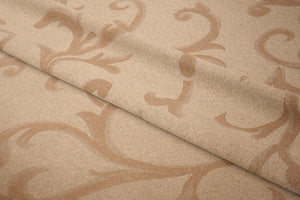 Spanish Caramel Roman Blinds