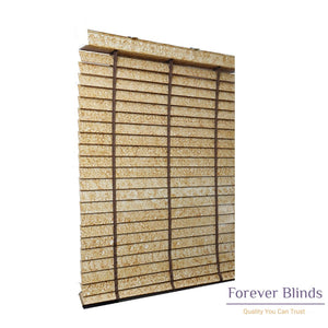 Stone Almond Timber Venetian Blinds