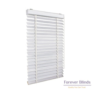 Urban Grey Timber Venetian Blinds