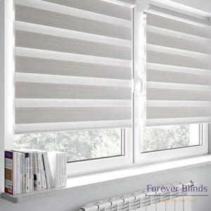 Winter Mood - Zebra Blinds