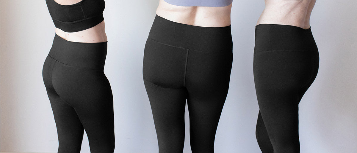 The Glenna High-Waist Legging: the Only Leggings You Need!