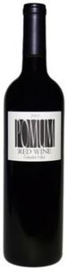 POMUM CELLARS RED WINE 2015
