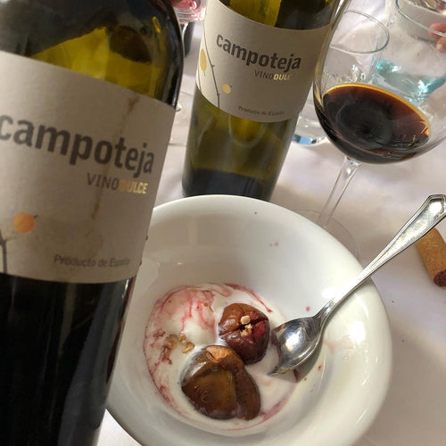 Campoteja Moscatel Dulce