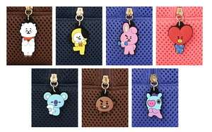 [現貨] Monopoly X BT21 Airmesh Daily Pouch