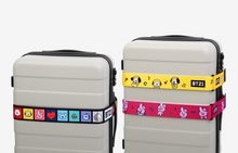 Load image into Gallery viewer, [現貨] Monopoly X BT21 Luggage Belt