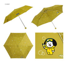 Load image into Gallery viewer, [現貨] Monopoly X BT21 Ultralight Mini Umbrella