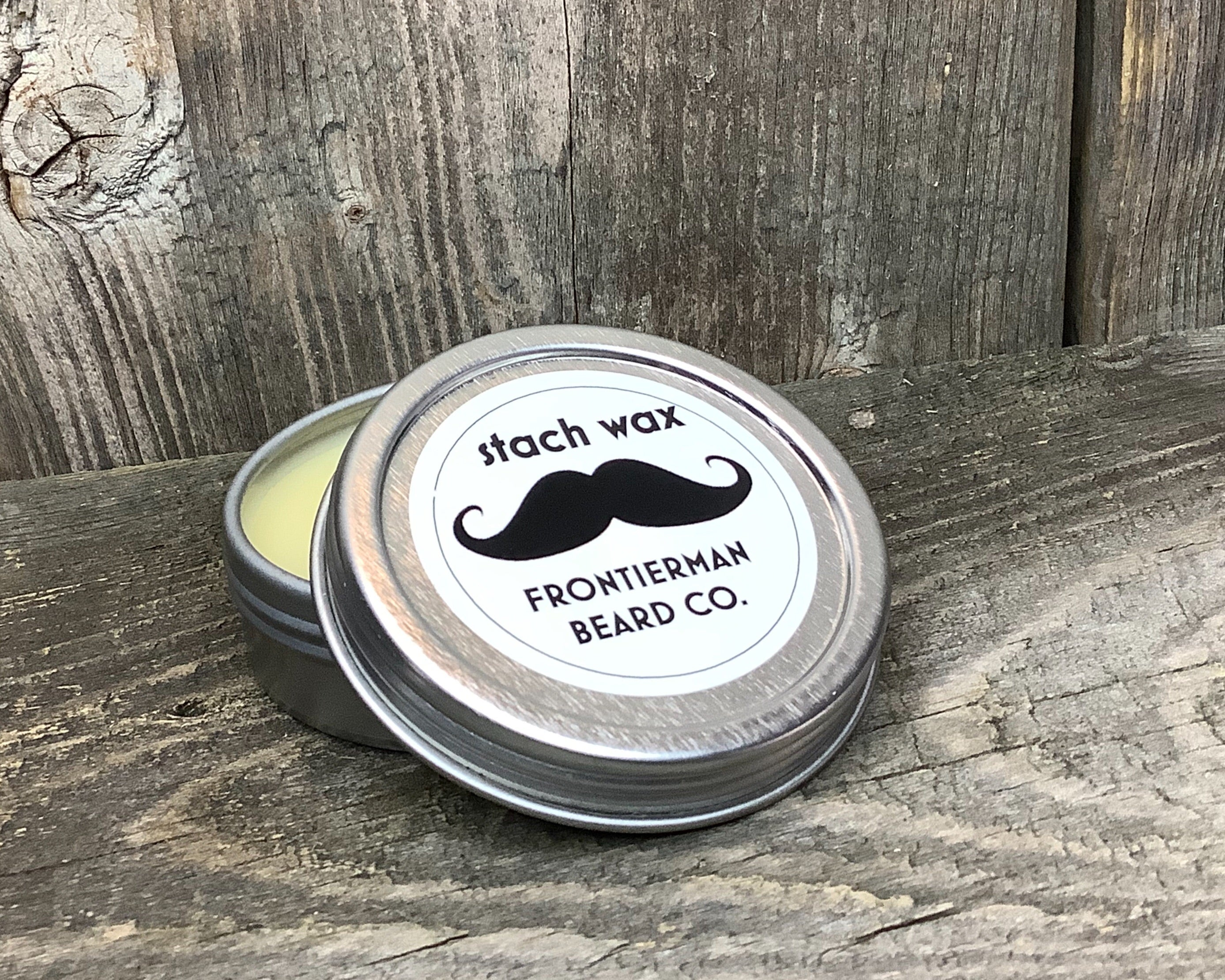 Stache Wax 1oz tin