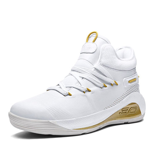 New Man High-top Jordan Basketball Shoes Cushioning Light Basketball Sneakers Anti-skid Breathable Outdoor Sports Jordan Shoes