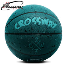 Load image into Gallery viewer, Basketbol 2019 Baloncesto Outdoor Indoor Size 7 PU Leather Basketball Ball Training Basket Ball Free Gift Basketball Net Needle
