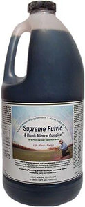 Supreme Fulvic & Humic Complex - Alternative Health Now