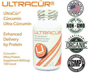 UltraCur Bioavailable Curcumin Complex - Alternative Health Now