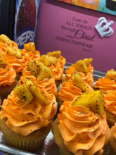 Load image into Gallery viewer, Mango Con Chile Cupcakes