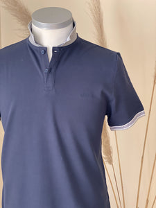 s.Oliver Men Herren-Polo-Shirt
