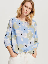 Laden Sie das Bild in den Galerie-Viewer, Opus Damen Printbluse Fu fresh