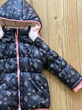 Laden Sie das Bild in den Galerie-Viewer, Kids/Girls Steppjacke
