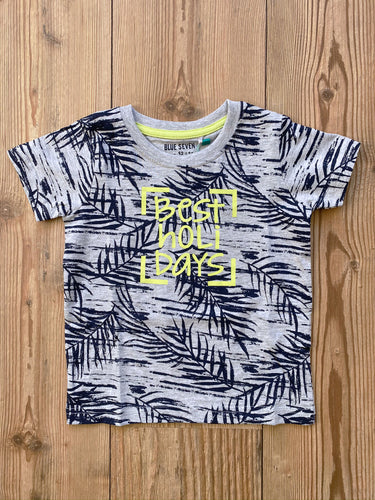Kids/Boys-T-Shirt Best Holidays