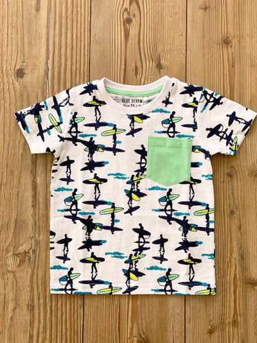 Kids/Boys-T-Shirt Surfer